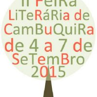 II FEIRA LITERÁRIA DE CAMBUQUIRA -Programação Completa